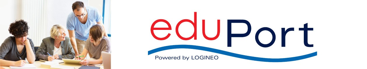 Logo eduPort